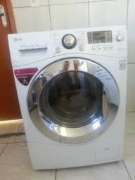 Lava e seca LG usada