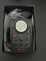 Pré Amplificador Equalizador de violão Strinberg (STP-7)