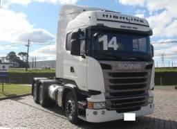 Scania R 440 6x4 Highline Ano 2014 - 2014