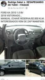 Troco por carro 4 portas completo - 2010