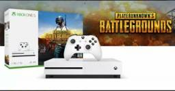 Console Xbox One S 1tb + Battlegrounds