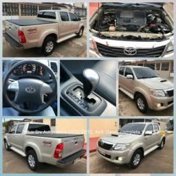 Hilux SRV Automantica 2013/2013 4x4 Diesel - 2013