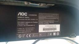 Monitor Lcd AOC 18,5 polegadas