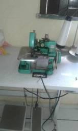 Máquina de costura Overlok semi industrial