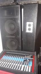 Sonorização profissional