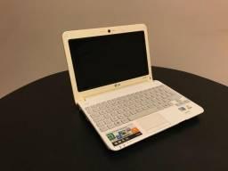 Netbook LGX140 Intel® Atom N470 Dual Core 2GB de memória