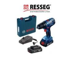 Parafusadeira e Furadeira À Bateria 18v GSR 180-li 54nm Bivolt - Bosch