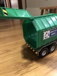 Coletor de Lixo automatizado