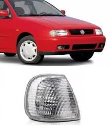 Pisca Lanterna Dianteira Cristal Polo 1997 98 A 2000 Direito