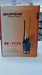 Walk Talk Baofeng 777s+ Fone +2 Rádios (Loja na Cohab)