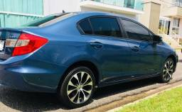 Honda civic LXR 2015 automático Fipe 59.000 - 2015