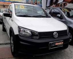 Volkswagen Saveiro 1.6 completa _ (sugestão) entrada 9.500 + 48×639,99 - 2018