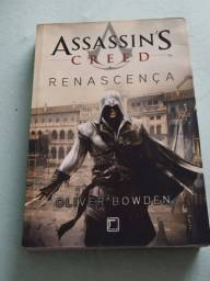 Livro ' Assassin's Creed Renascença '