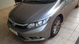 Honda Civic lxr 42 mil - 2014