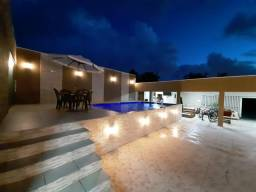 Casa com piscina na Praia de Matinhos