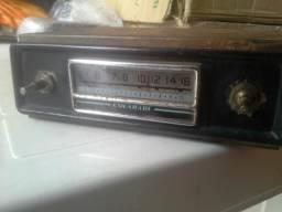 Rádio automotivo antigo colaradi fusca kombi brasilia variant karmanguia sp2