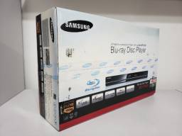 Blu Ray Player Samsung Bd-P1600 (Novo/Sem Uso/Lacrado na Caixa)