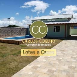 S 480 Espetacular Casa no Condomínio Gravatá I em Unamar - Cabo Frio/RJ