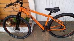 Bike mormai nova com garantia !!!