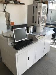 Dobradeira CNC Letra caixa