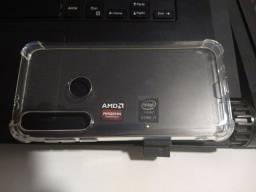 Capa / Case Transparente p/ Moto G8 Plus
