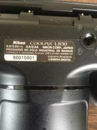 Câmera Nikon Coolpix L830, usado comprar usado  Juiz de Fora