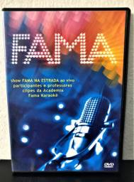 DVD original completo do programa FAMA (TV Globo)