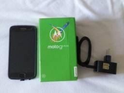 Vendo Moto G5 plus completo