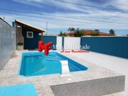 VSCód 29056 excelente casa com piscina em Tamoios, Unamar