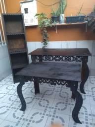 Conjunto mesa provencal