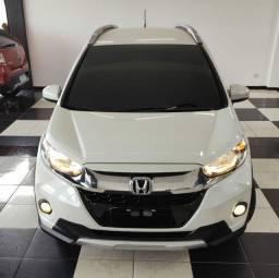 Honda wrv ex cvt 1.5 Flex completa