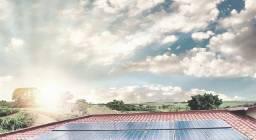 Invista em energia solar pagando parcelas pequenas Redução de até 95% na conta de luz!