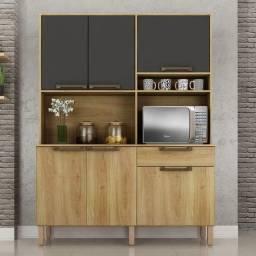 Kit Cozinha Siena - Frete Grátis - 12x s/ Juros - Receba hoje!