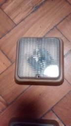 Lanterna interna teto do microonibus agrale 1800d