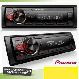 Som automotivo pioneer s218bt