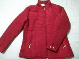 Jaqueta de fibra