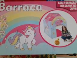 Barraca unicornio.