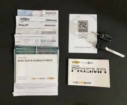 Prisma LTZ 1.4 2017 Único Dono 43.000 Quilometros