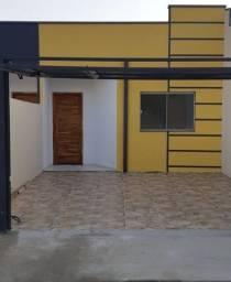 Casa em Construção, 3 dormitórios Sendo 1 Suíte - Condomínio Residencial São José, Taubaté
