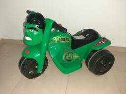Moto Elétrica Hulk Bandeirante