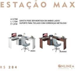 Escrivaninha Estação Max em PROMOÇÃO faço entrega