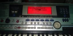 Teclado profissional Yamaha psr 550