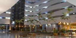 Apartamento em Caldas Novas, sistema de cota no Le Jardin Resort hotell