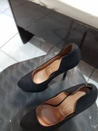 Sapato salto alto 34