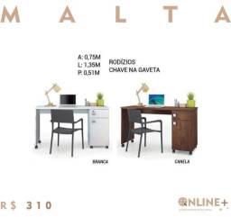 Escrivaninha Malta PROMOÇÃO Frete grátis