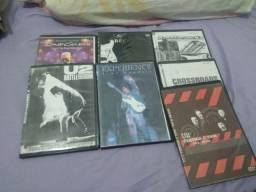 Dvd's. Rock jazz