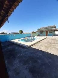 OLV#16# Casa com 3 dormitórios à venda, 150 m² por R$ 264.99 - Unamar - Cabo Frio/RJ