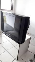 "TV 29"" SEMP c/ conversor e antena !"