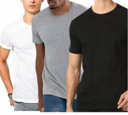 Camisetas masculinas de alta qualidade