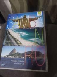 DVD Samba in Rio